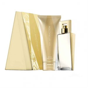 Attraction for Her Perfume Gift Set - TOPSCosmetics.uk