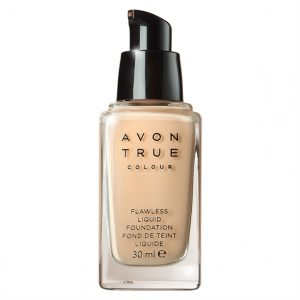 Avon True Flawless Liquid Foundation SPF15 - TOPSCosmetics.uk