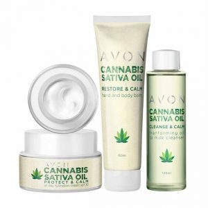 Cannabis Sativa Oil Skincare Collection - TOPSCosmetics.uk
