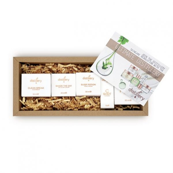 Distillery Complete Skincare Kit - TOPSCosmetics.uk