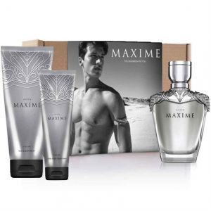 Maxime for Him Aftershave Gift Set - TOPSCosmetics.uk