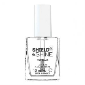 Nail Experts Shield & Shine Top Coat - TOPSCosmetics.uk