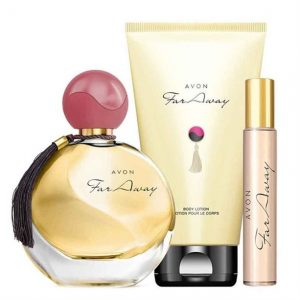 Far Away Perfume Set - TOPSCosmetics.uk